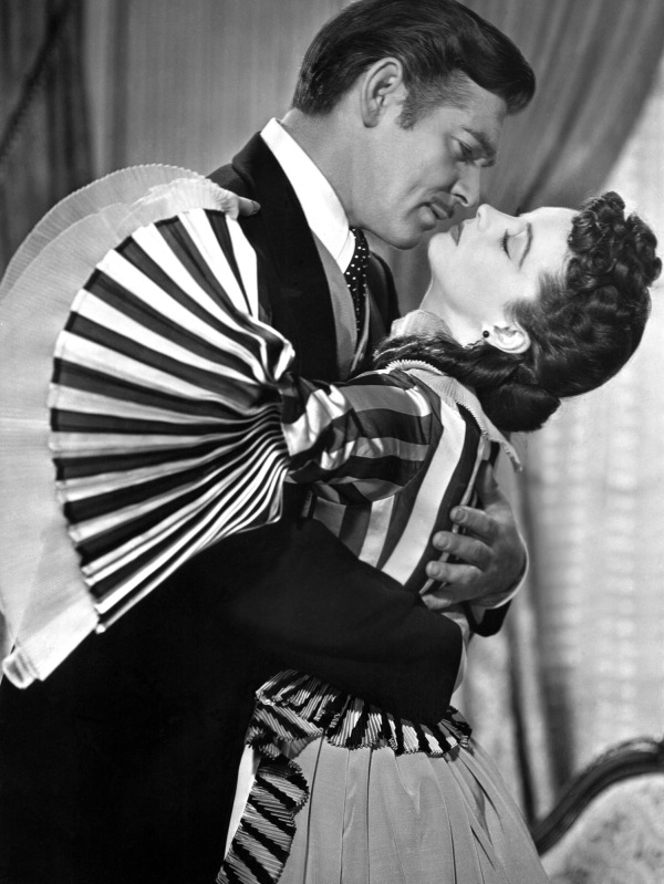 Kiss from Gone with the wind