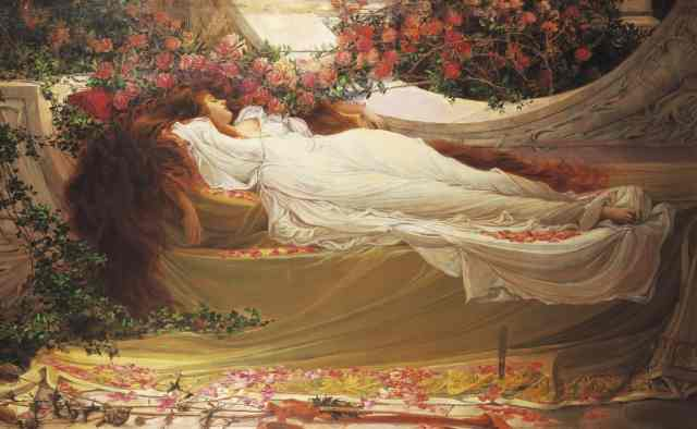 Sleeping Beauty (Thomas Spence)