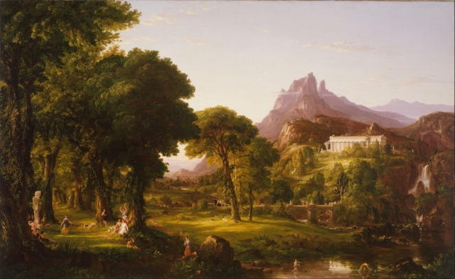 Dream of Arcadia (Thomas Cole)