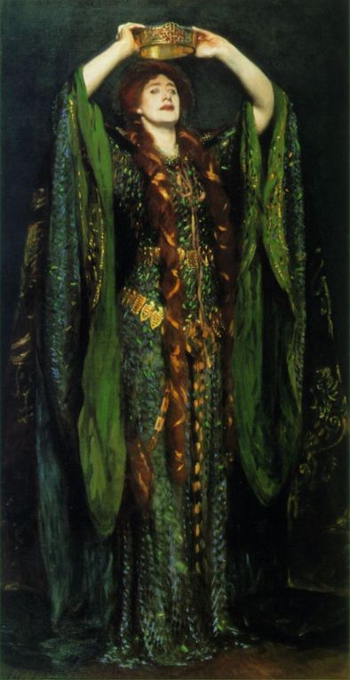 Lady Macbeth (John Singer Sargent )